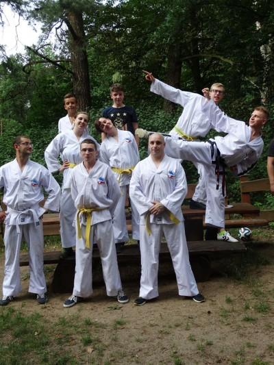 Taekwondo Gromowski - młodzież i dorośli - Sztuki Walki