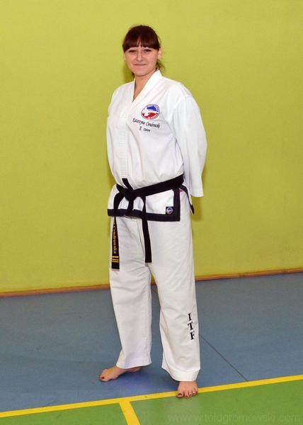 Katarzyna Gromowska - Taekwondo Gromowski Lidzbark Żuromin Radzanów