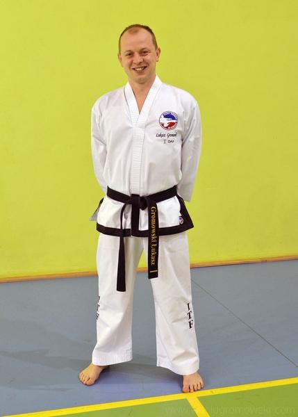 Łukasz Gromowski Taekwondo Brodnica Nowe Miasto Lubawskie