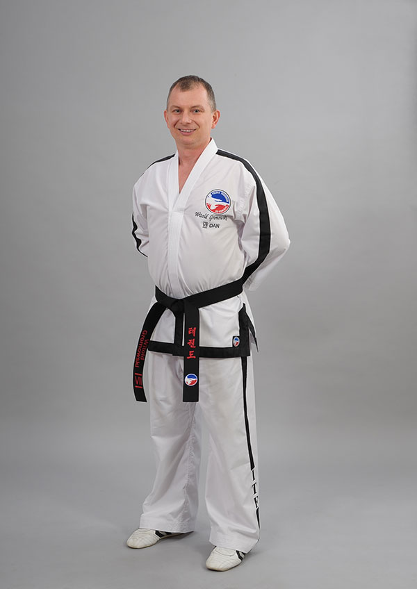 Witold Gromowski Taekwondo Działdowo Mława Nidzica