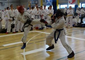 Zawody Taekwondo - Mistrzostwa PFT Toruń