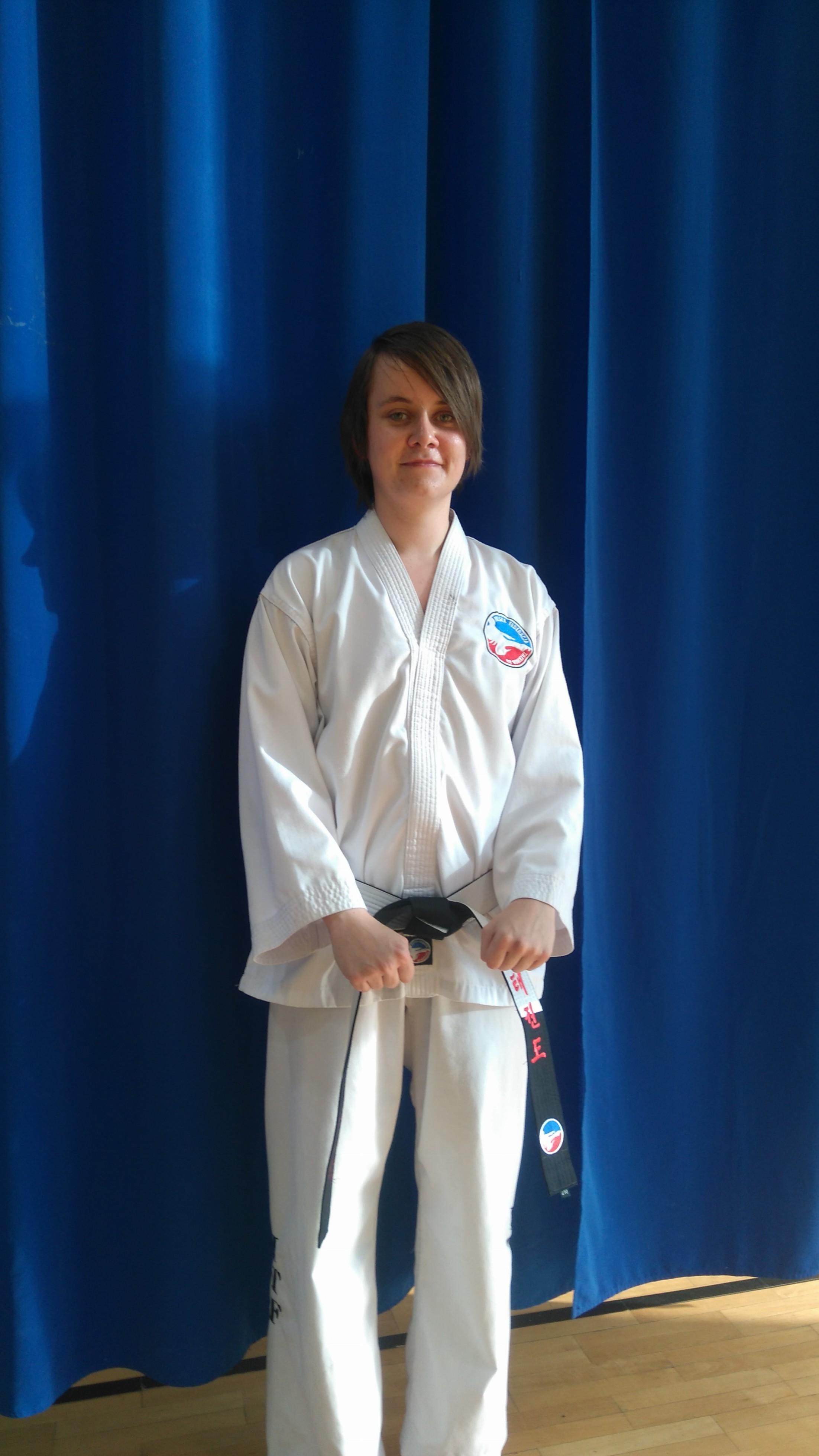 Asystenci Taekwondo Toruń Gromowski, Weronika Brzozowska