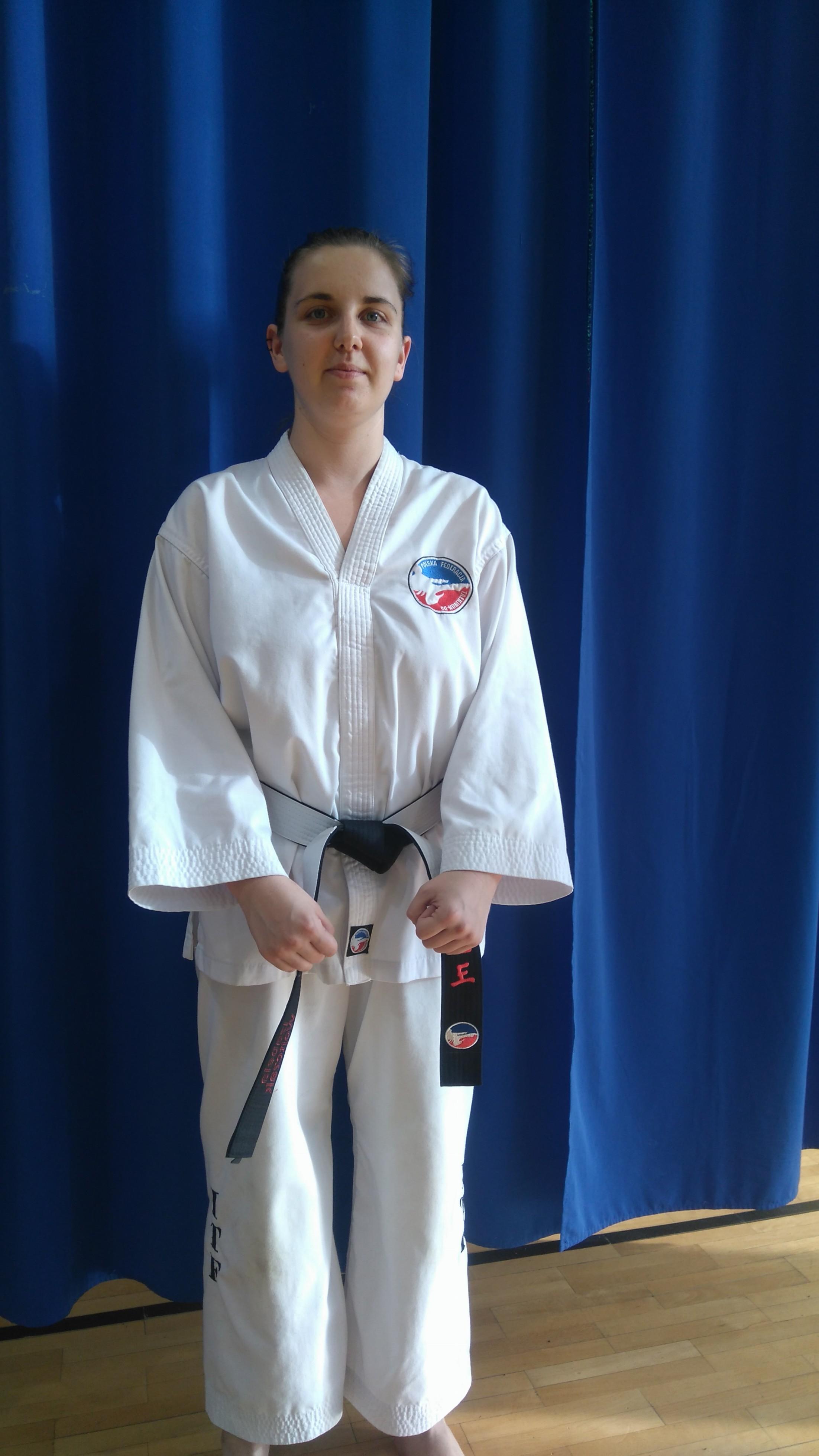 Izabela Wojtczak Asystenci Taekwondo Gromowski Toruń Chełmża