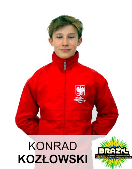 Kozłowski Konrad Taekwon-do Toruń