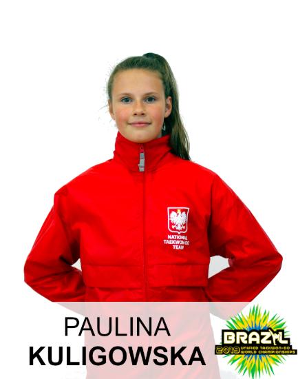 Kuligowska Paulina Taekwon-do Toruń