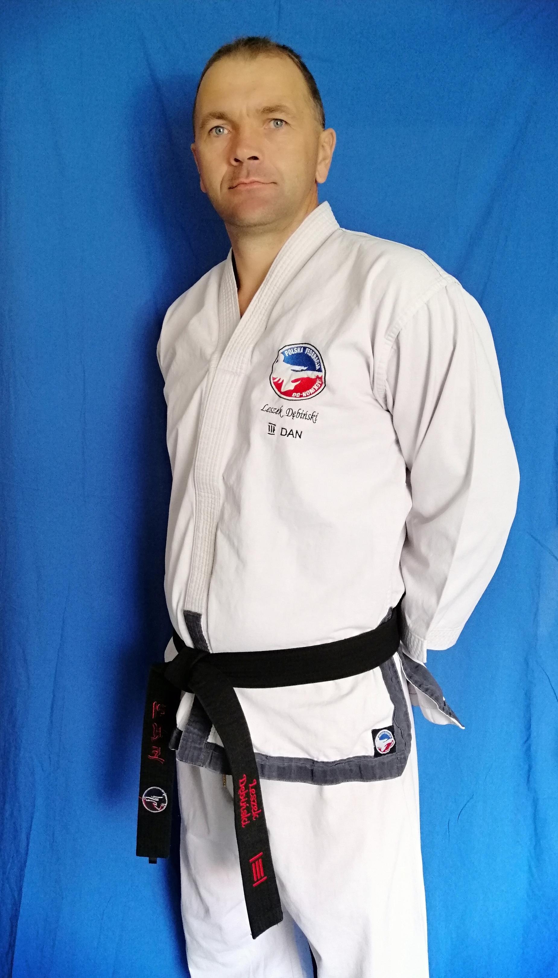 Leszek Dębiński Taekwondo Mława (2)